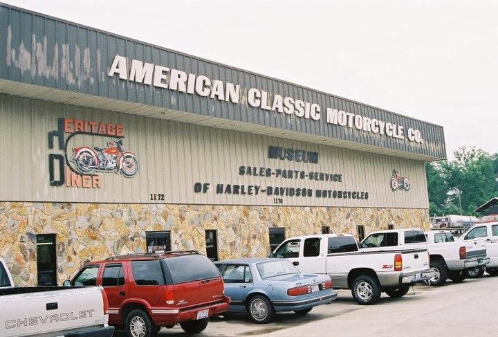 American Classic Motorcyle Company